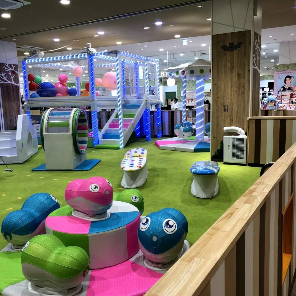 わいわいぱーくイオンスタイル仙台卸町 室内遊具施設