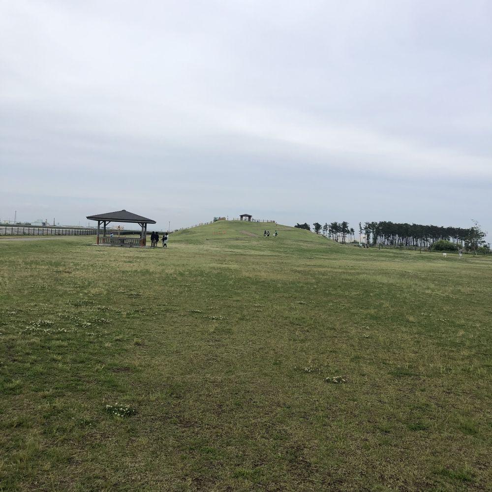 岩沼海浜緑地 南ブロック